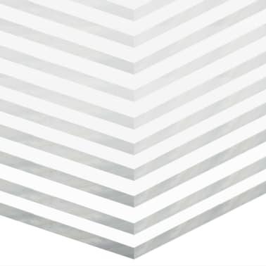 vidaXL Láminas de vidrio acrílico 10 unidades 40x60 cm 4 mm[2/6]