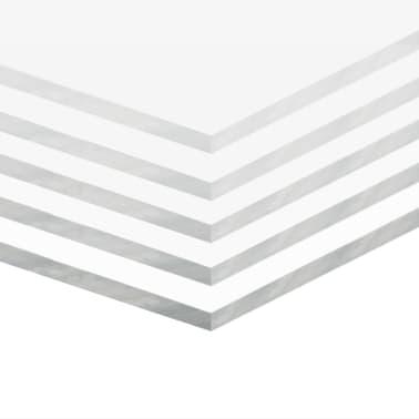 vidaXL Prozorne plošče iz akrilnega stekla 5 kosov 40x60 cm 4 mm[2/6]