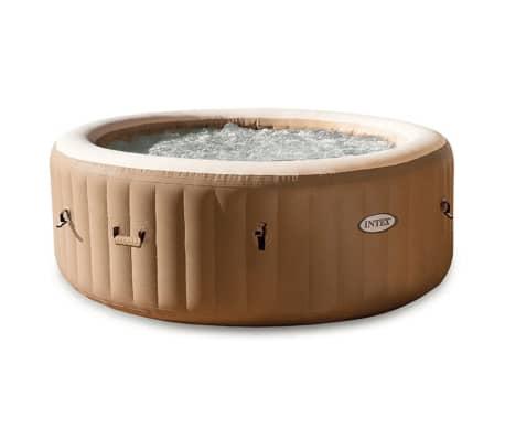 Intex Spa gonflable avec massage à bulles PureSpa 216 x 71 cm 28408NL[1/13]