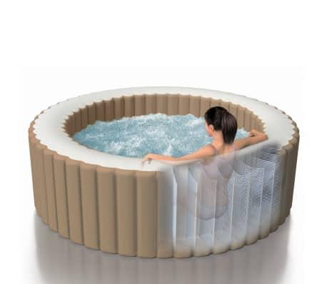 Intex Spa gonflable avec massage à bulles PureSpa 216 x 71 cm 28408NL[7/13]