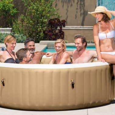 Intex Spa gonflable avec massage à bulles PureSpa 216 x 71 cm 28408NL[5/13]
