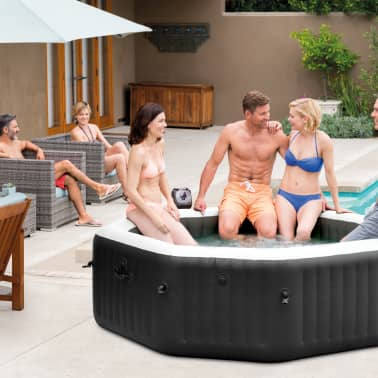 Intex Spa PureSpa Jet & Bubble Deluxe 218 x 71 cm 28456NL[12/16]
