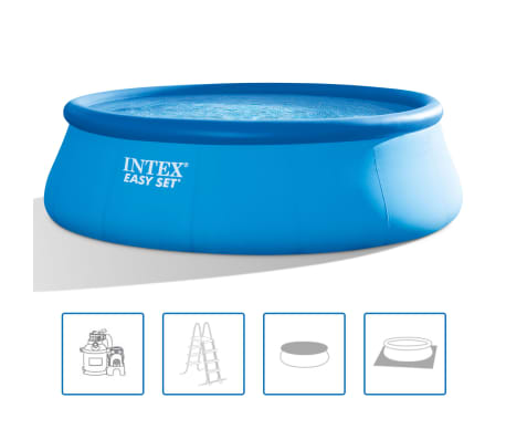 Intex Schwimmbecken Easy Set 457x122 cm 26168GN