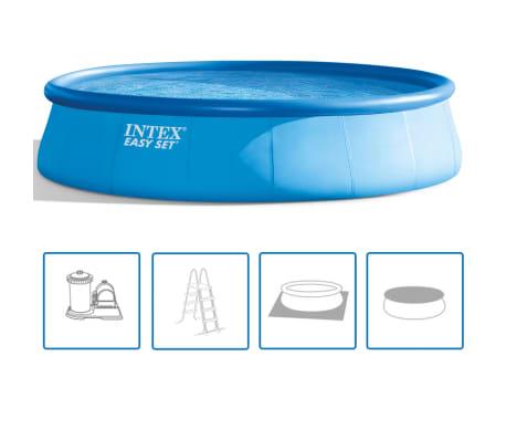 Intex Piscine Easy Set 549 x 122 cm 26176GN