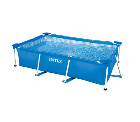 Intex Piscine Rectangular Frame 260 x 160 x 65 cm 28271NP[1/5]