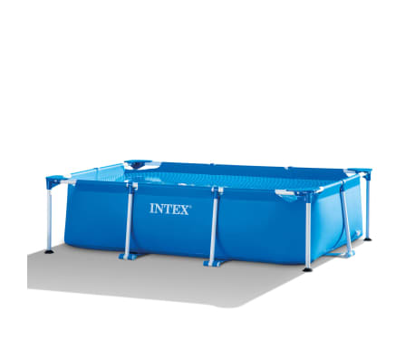 Intex Piscine Rectangular Frame 260 x 160 x 65 cm 28271NP[4/5]