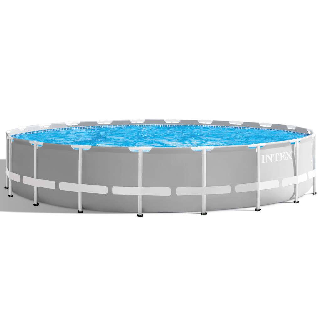 Intex Prism Frame Zwembadset 610x132 cm 26756GN