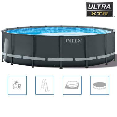 Intex Ultra XTR Frame Zwembadset rond 488x122 cm 26326GN[1/15]
