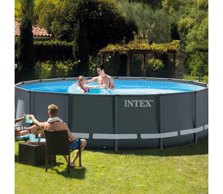 Intex Ultra XTR Frame Zwembadset rond 488x122 cm 26326GN[6/15]