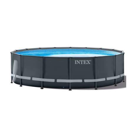 Intex Ultra XTR Frame Zwembadset rond 488x122 cm 26326GN[8/15]