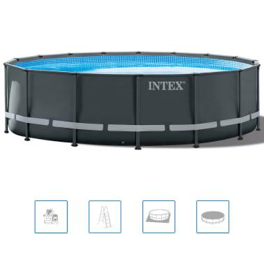 Intex Ultra XTR Frame Zwembadset rond 488x122 cm 26326GN[7/15]