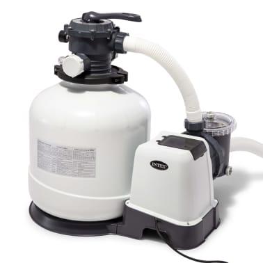 Intex Pompe de filtration à sable Krystal Clear 26652GS 12 m³/h[1/9]