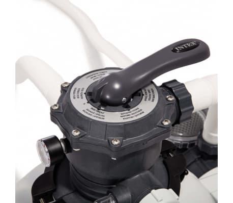Intex Pompe de filtration à sable Krystal Clear 26652GS 12 m³/h[5/9]
