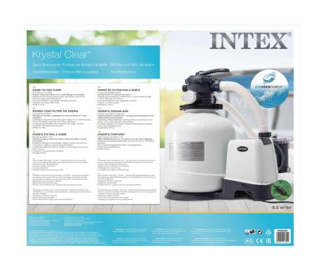 Intex Pompe de filtration à sable Krystal Clear 26652GS 12 m³/h[9/9]