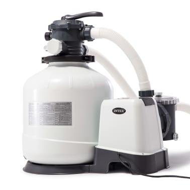 Intex Pompe de filtration à sable Krystal Clear 26652GS 12 m³/h[2/9]