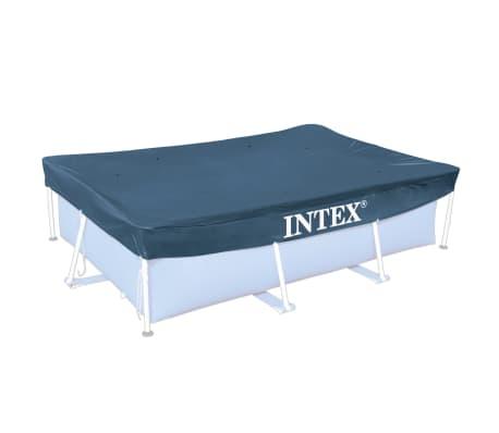 Intex Zwembadhoes rechthoekig 300x200 cm 28038