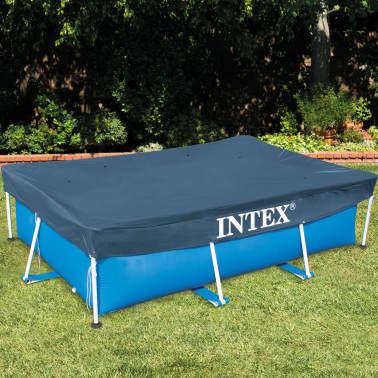 Intex Couverture rectangulaire pour piscine 300x200 cm 28038[2/3]