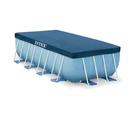 Intex Couverture rectangulaire pour piscine 400x200 cm 28037[1/3]