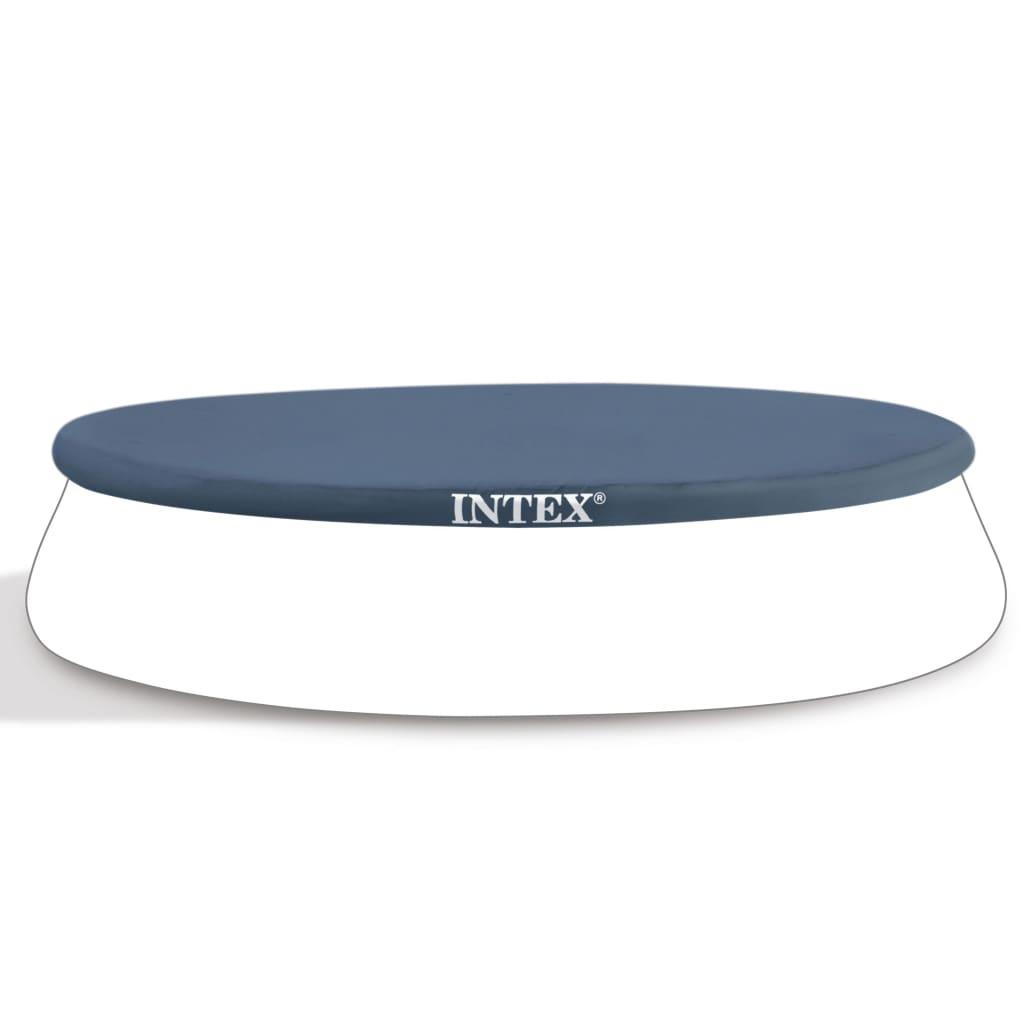 Intex Kryt na kulatý bazén 244 cm 28020