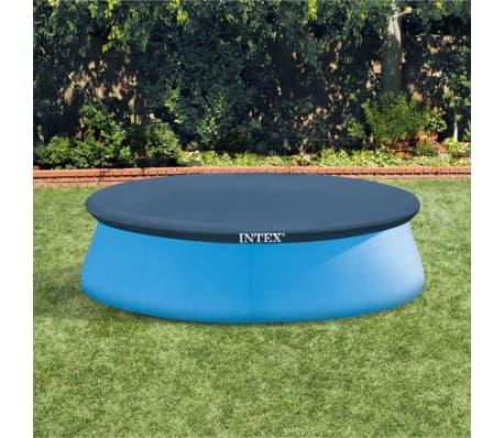 Intex Couverture de piscine ronde 244 cm 28020[2/3]