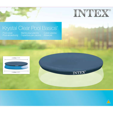 Intex Couverture de piscine ronde 366 cm 28022[2/3]