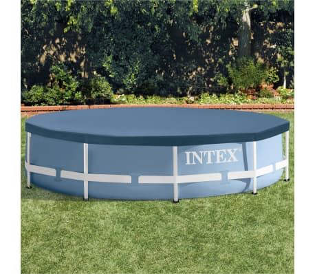 Intex Couverture de piscine ronde 305 cm 28030[2/3]