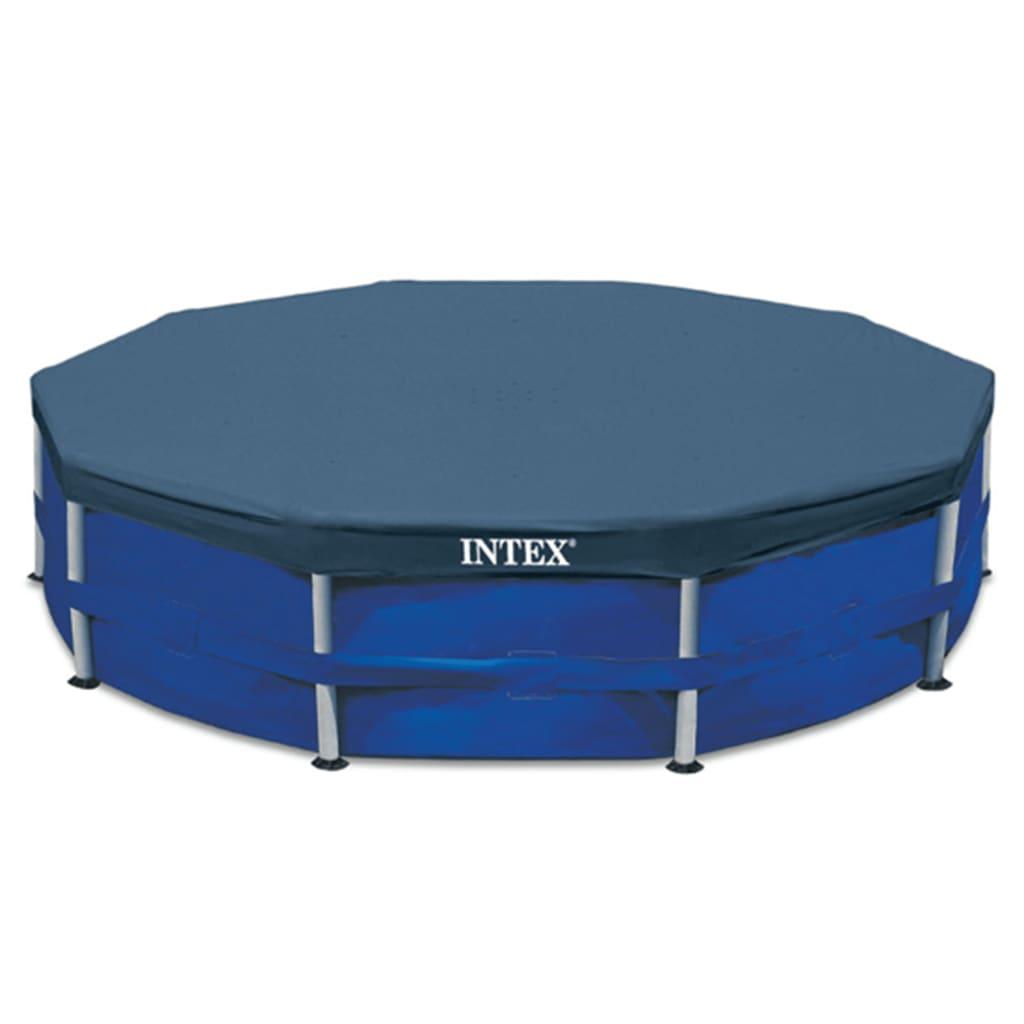 Intex Cubierta de piscina redonda 457