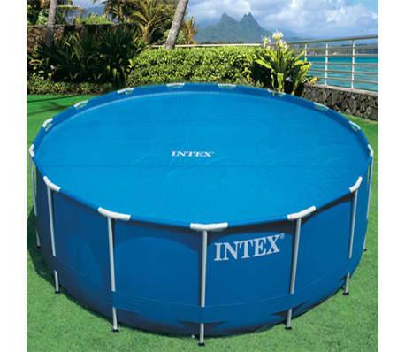 Intex Cubierta de piscina redonda 366 cm 29022[3/6]