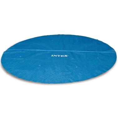 Intex Couverture solaire de piscine ronde 457 cm 29023[1/7]