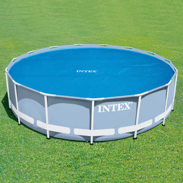 Intex Couverture solaire de piscine ronde 457 cm 29023[2/7]