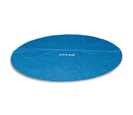 Intex Couverture solaire de piscine ronde 549 cm 29025[1/9]