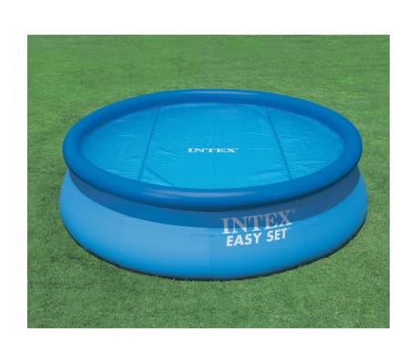 Intex Couverture solaire de piscine ronde 549 cm 29025[2/9]