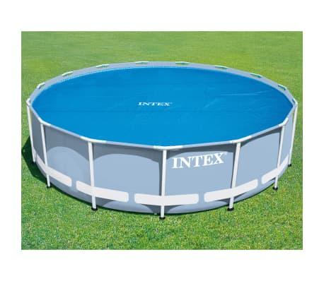 Intex Couverture solaire de piscine ronde 549 cm 29025[4/9]
