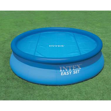 Intex Couverture solaire de piscine ronde 549 cm 29025[3/9]