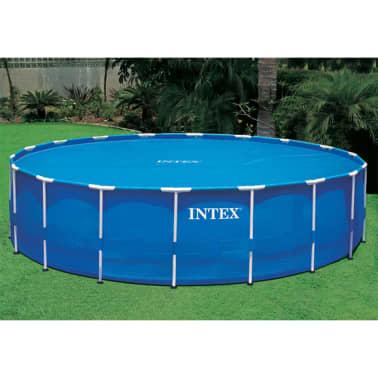 Intex Couverture solaire de piscine ronde 549 cm 29025[5/9]