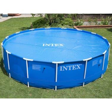 Intex Couverture solaire de piscine ronde 549 cm 29025[6/9]