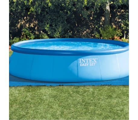 Intex Tapis carré de sol pour piscine 472 x 472 cm 28048[3/5]