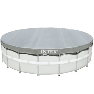 Intex Zwembadhoes Deluxe rond 488 cm 28040[1/4]