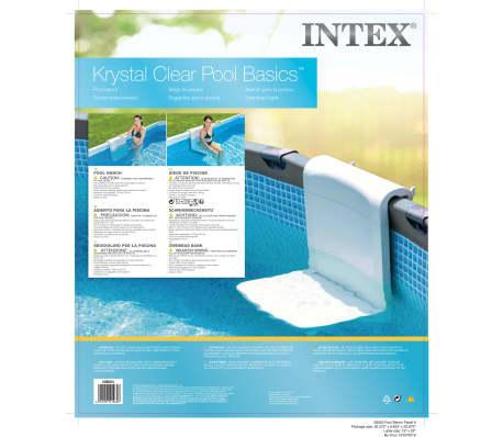 Intex Banc de piscine PVC 28053[7/7]