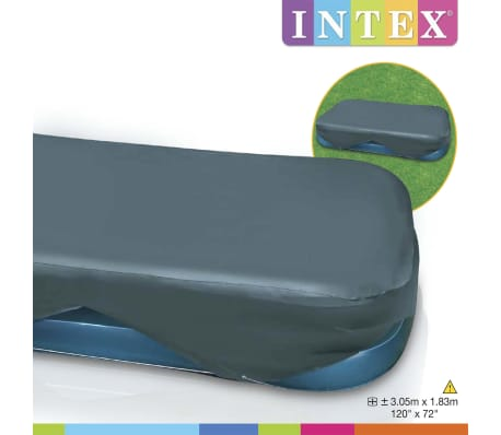 Intex Couverture de piscine rectangulaire 58412NP[2/3]