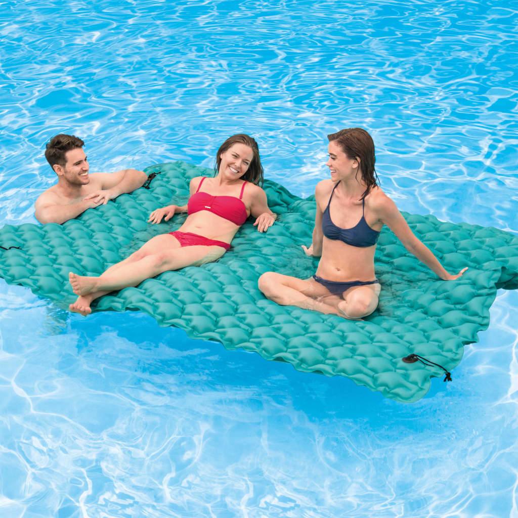Intex Nafukovací lehátko Giant Floating Mat 290 x 226 cm 56841EU