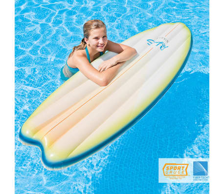 Intex Inflatable Surfboard Set 2 pcs Surf's Up Mats 178x69 cm 58152EU[3/6]