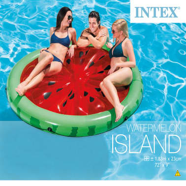 Intex Bouée de piscine Watermelon Island 56283EU[3/3]
