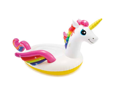 Intex Bouée Mega Unicorn Island 57281EU