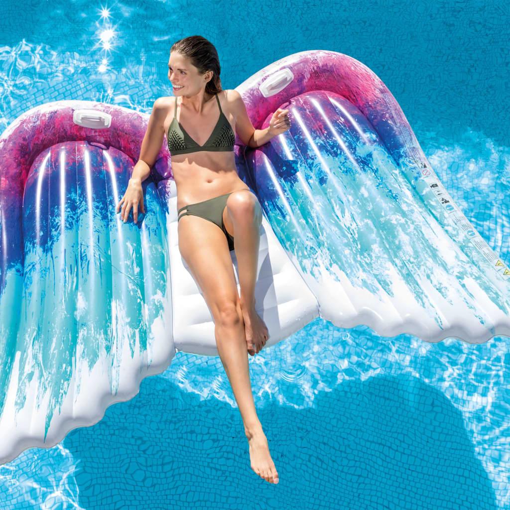Intex Luchtbed Angel Wings Mat 58786EU
