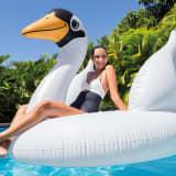 Intex Badeinsel Mega Swan Island 56287EU