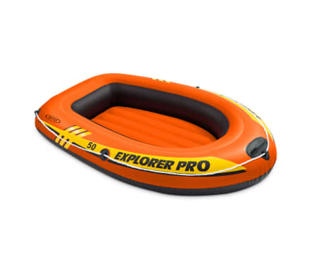 Intex Uppblåsbar båt Explorer Pro 50 137x85x23 cm 58354NP[1/4]