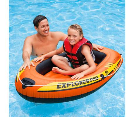 Intex Uppblåsbar båt Explorer Pro 50 137x85x23 cm 58354NP[2/4]