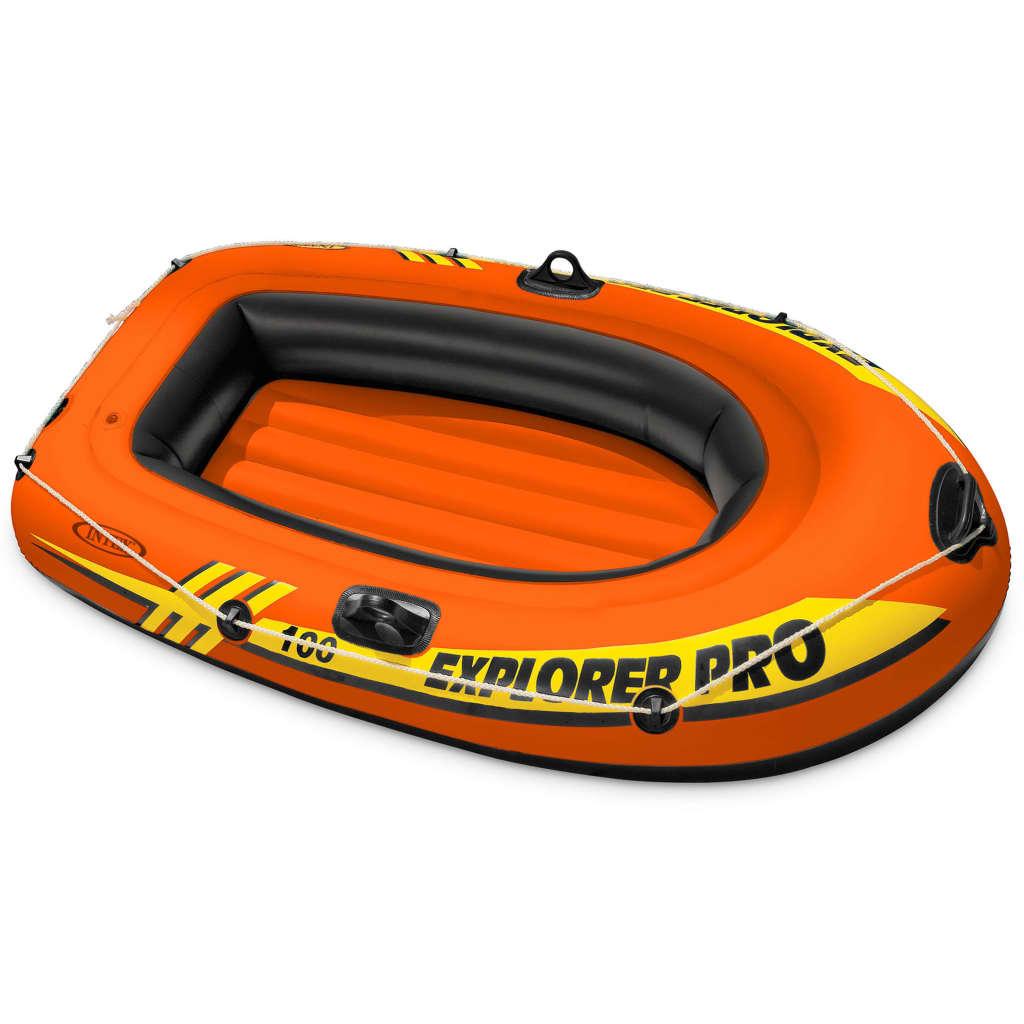 Intex Barcă gonflabilă Explorer Pro 100, 160 x 94 x 29 cm, 58355NP poza vidaxl.ro