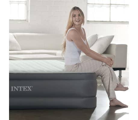 Intex Colchón inflable PremAire con bomba incorporada 64906[4/8]